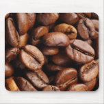 Granos de café alfombrilla de raton