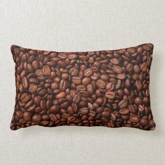 Granos de café cojines