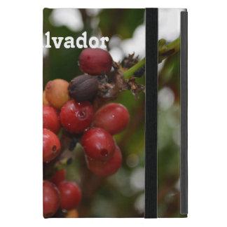 Granos de café de El Salvador iPad Mini Cárcasas