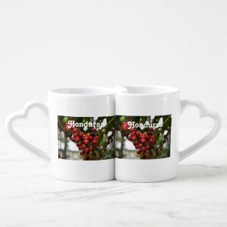 Granos de café de Honduras Tazas Para Parejas