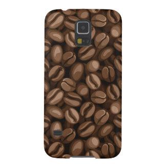 Granos de café funda galaxy s5