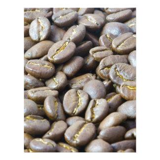 granos de café membrete