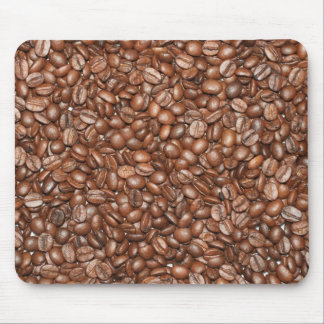 Granos de café mousepads
