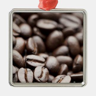 Granos de café orgánicos de la montaña púrpura de  adornos de navidad
