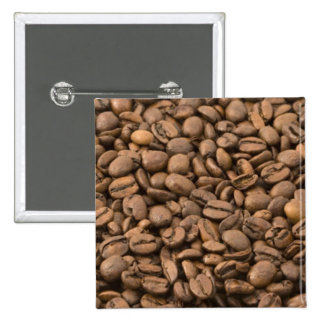 Granos de café pin