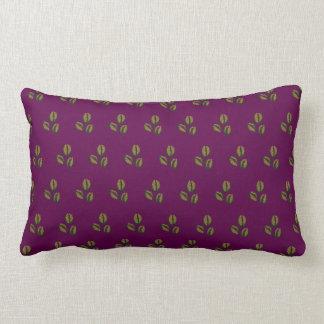 granos de café púrpuras