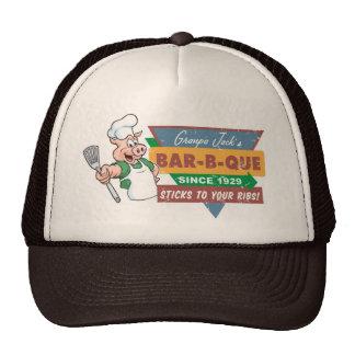 GRANPA JACKS BARBECUE HAT