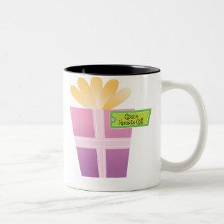 Gran's Favorite Gift Coffee Mugs