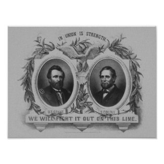 Grant and Colfax Election Poster
