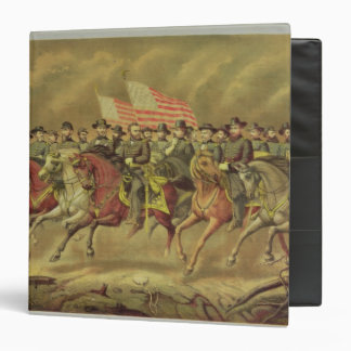 Grant and his Officers 3 Ring Binder
