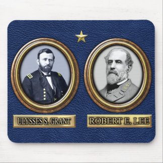Grant and Lee Mouse Pad