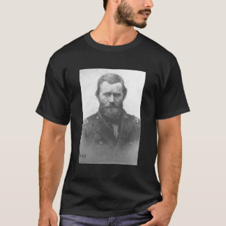 Grant and quote - black T-Shirt