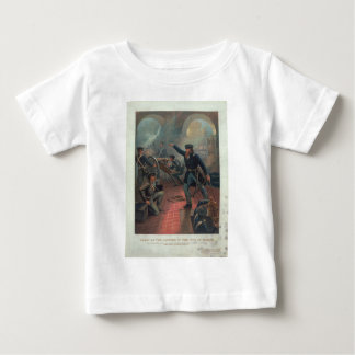 Grant at the Capture of the City of Mexico Leutze Baby T-Shirt