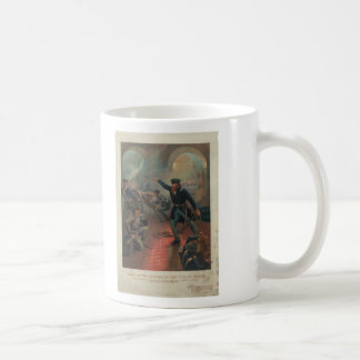 Grant at the Capture of the City of Mexico Leutze Coffee Mug