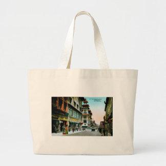 Grant Avenue Chinatown Tote Bags