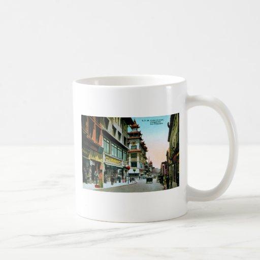 Grant Avenue Chinatown Coffee Mug