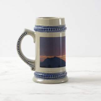 Grant county Oregong Sunrise 18 Oz Beer Stein