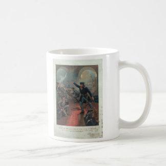 Grant en la captura de la ciudad de México Leutze Taza De Café