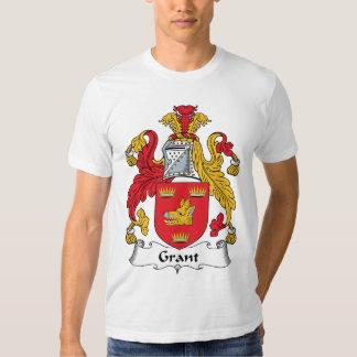 Grant Family Crest T Shirt