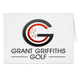 Grant Griffiths Golf Greeting Cards