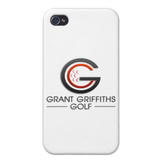 Grant Griffiths Golf iPhone 4/4S Case