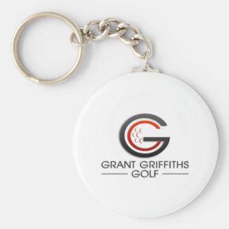 Grant Griffiths Golf Key Chain