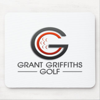 Grant Griffiths Golf Mouse Pad