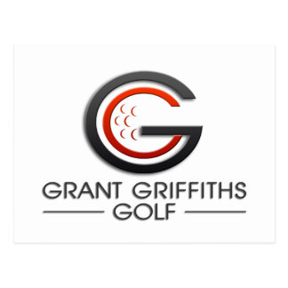 Grant Griffiths Golf Postcard