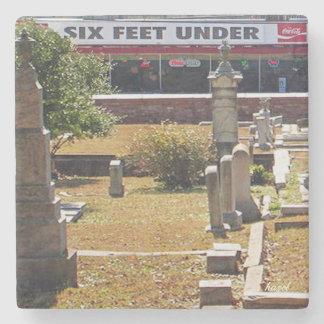 Grant Park, Atlanta, Georgia, Six Feet Under, Stone Coaster