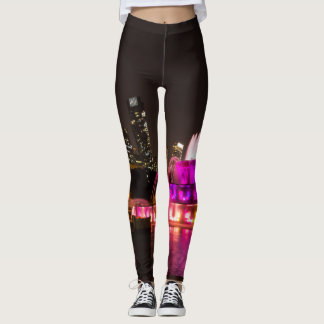 Grant Park Chicago Leggings