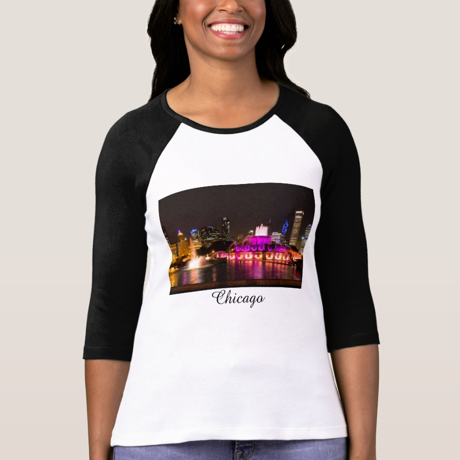 Grant Park Chicago T-Shirt - Best Selling Long-Sleeve Street Fashion Shirt Designs