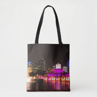 Grant Park Chicago Tote Bag