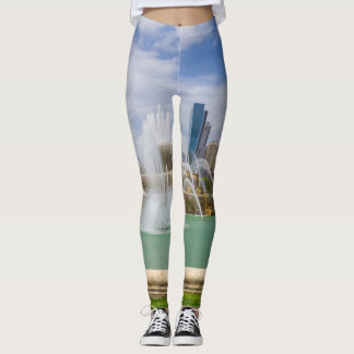 Grant Park City View Leggings