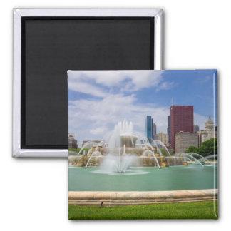 Grant Park City View Magnet