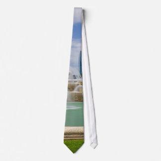 Grant Park City View Tie