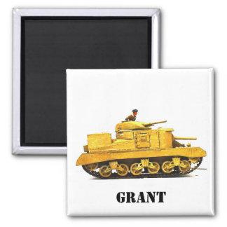 GRANT TANK Magnet#3 Magnet