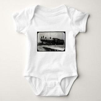 Grant Trunk Western Engine 1333 Baby Bodysuit