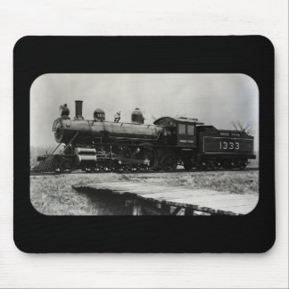 Grant Trunk Western Engine 1333 Mousepad
