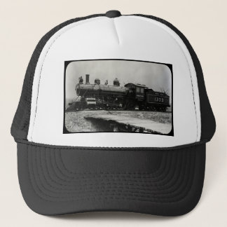 Grant Trunk Western Engine 1333 Trucker Hat