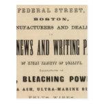 Grant, Warren y Company Tarjeta Postal