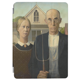GRANT WOOD - American gothic 1930 iPad Air Cover
