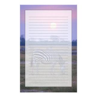 Grant Zebra 3 Stationery