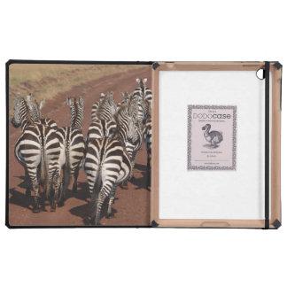 Grant Zebra 4 iPad Cover