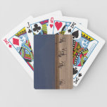 Grant Zebra Bicycle Playing Cards