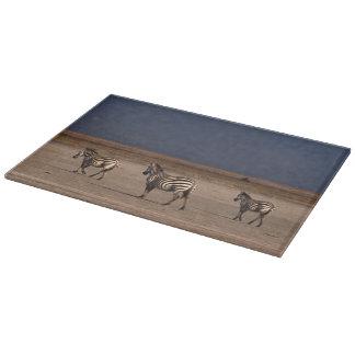 Grant Zebra Cutting Board