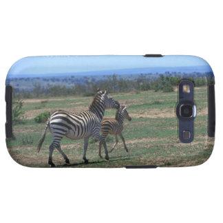 Grant Zebra Galaxy SIII Case