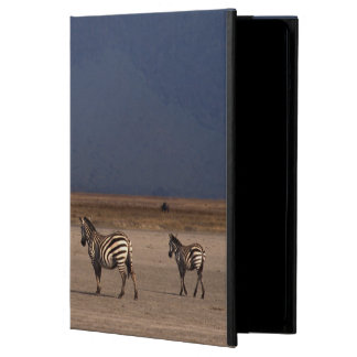 Grant Zebra iPad Air Covers