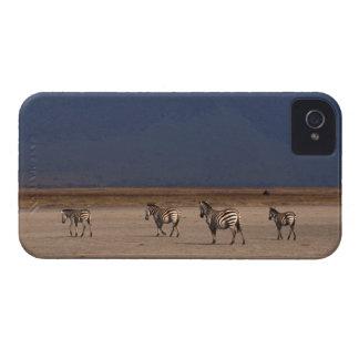 Grant Zebra iPhone 4 Case