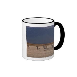 Grant Zebra Mugs