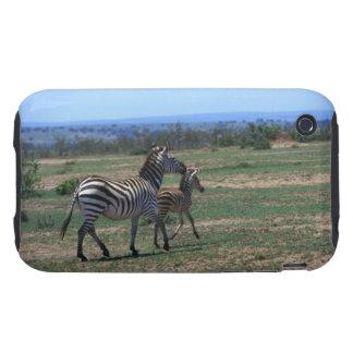Grant Zebra Tough iPhone 3 Cases